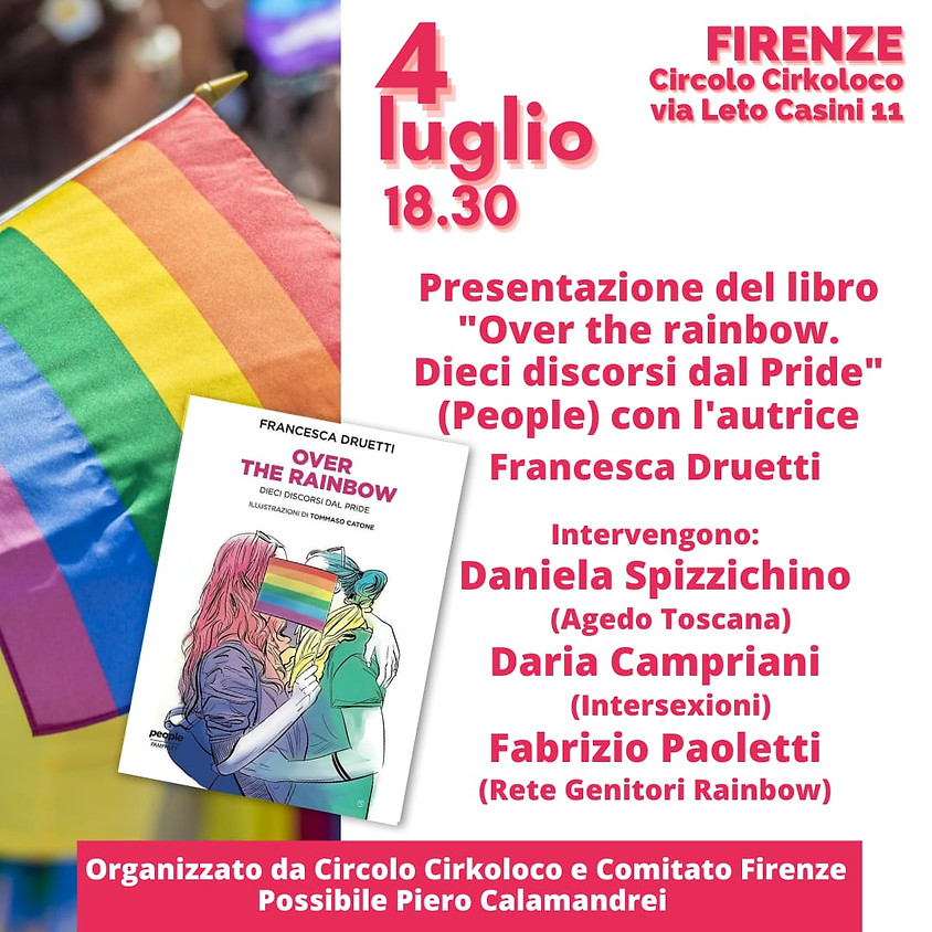 Over the rainbow - Firenze