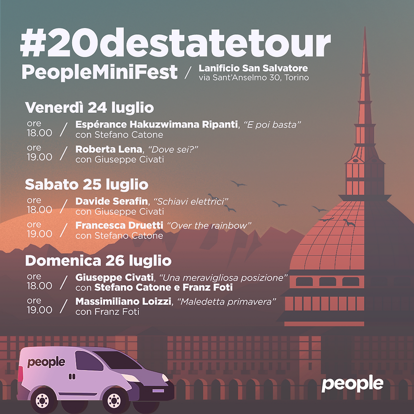 PeopleMiniFest - Torino