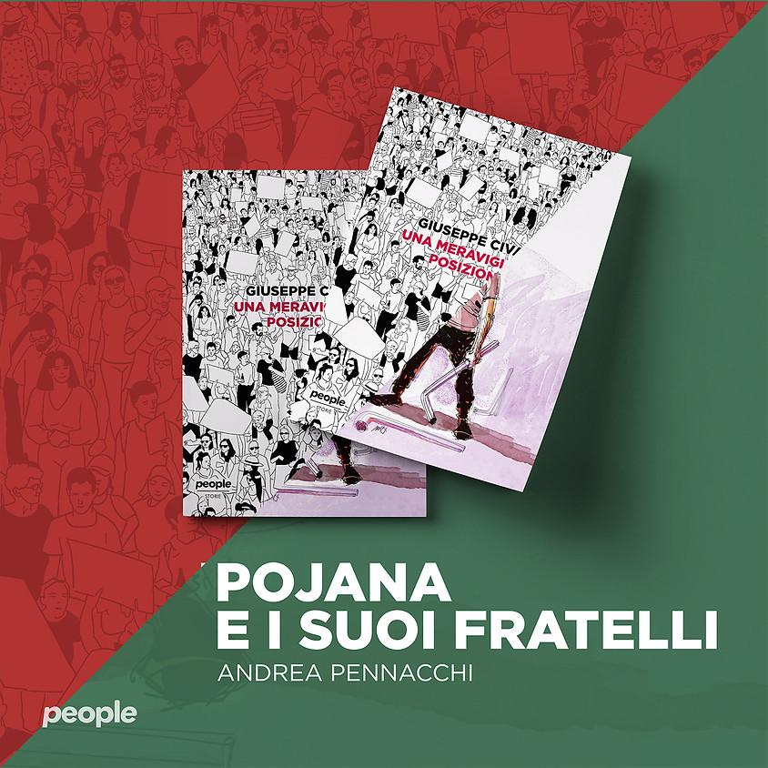 Civati e Pennacchi - Livorno