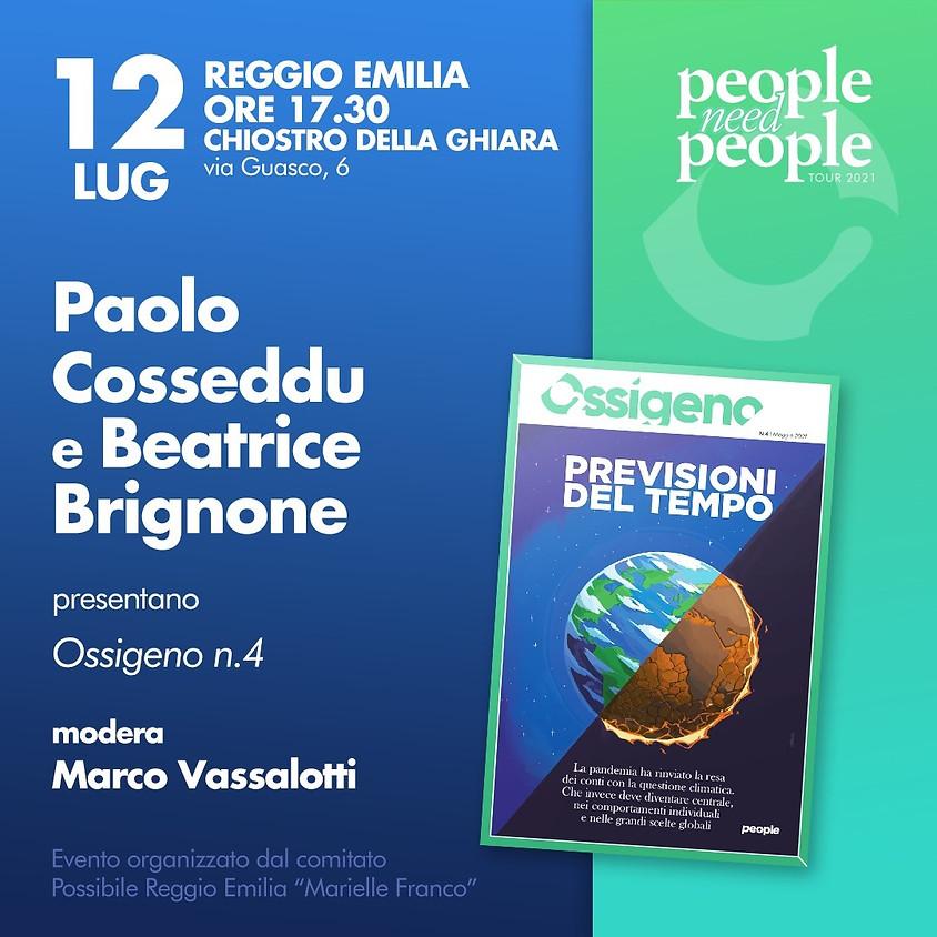 Ossigeno - Reggio Emilia
