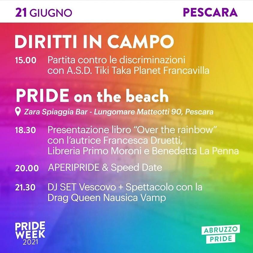 Over the rainbow - Pescara