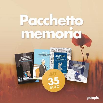 PACCHETTO MEMORIA