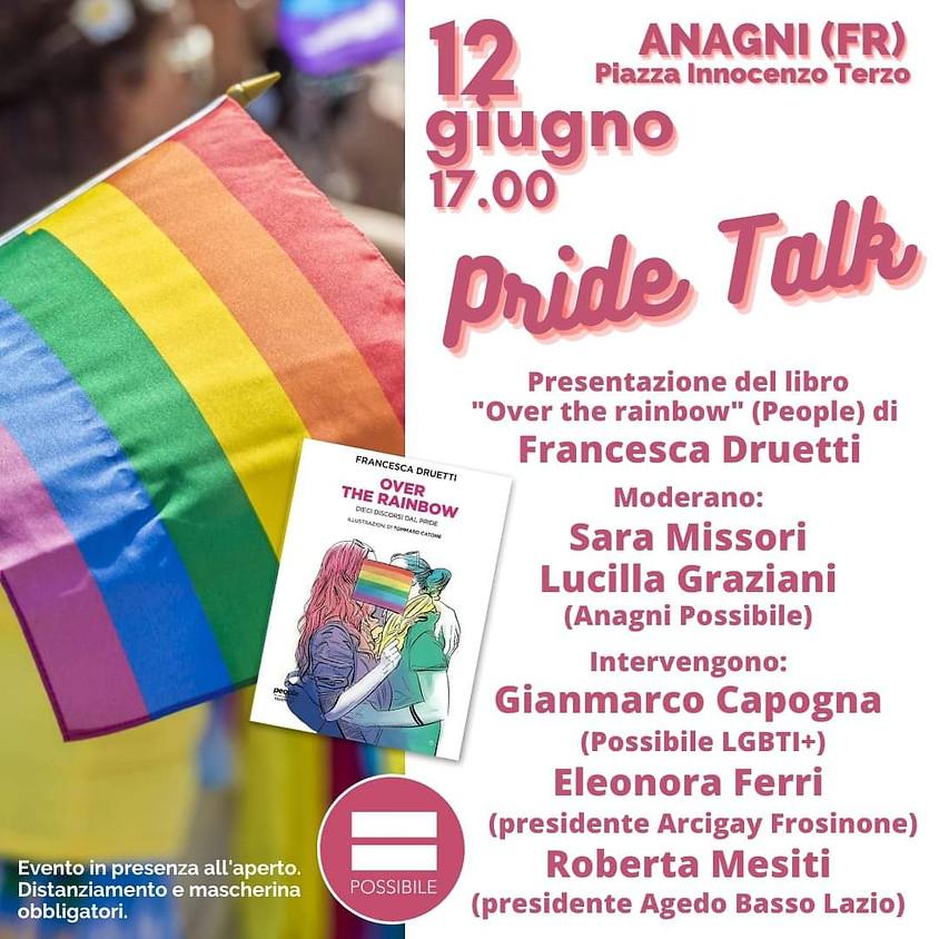 Over the rainbow - Anagni (FR)
