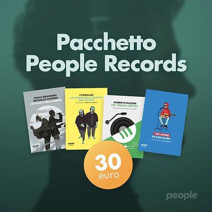 PACCHETTO RECORDS