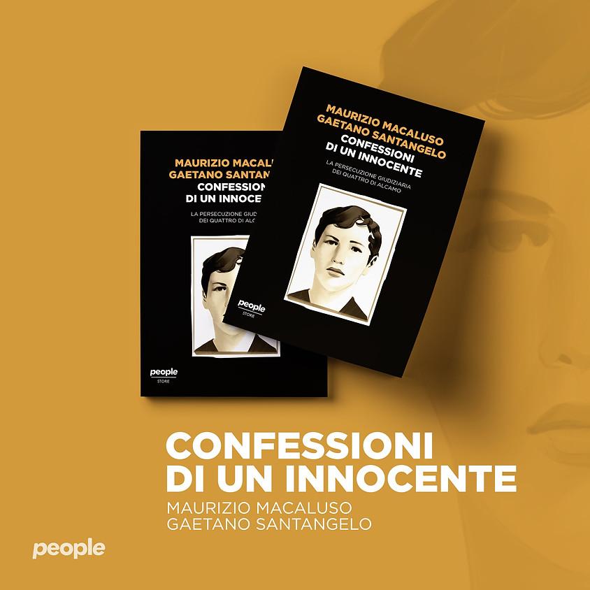 Confessioni di un innocente - Trapani