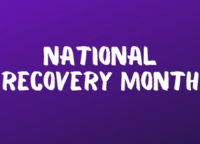 What National Recovery Month Means to Me