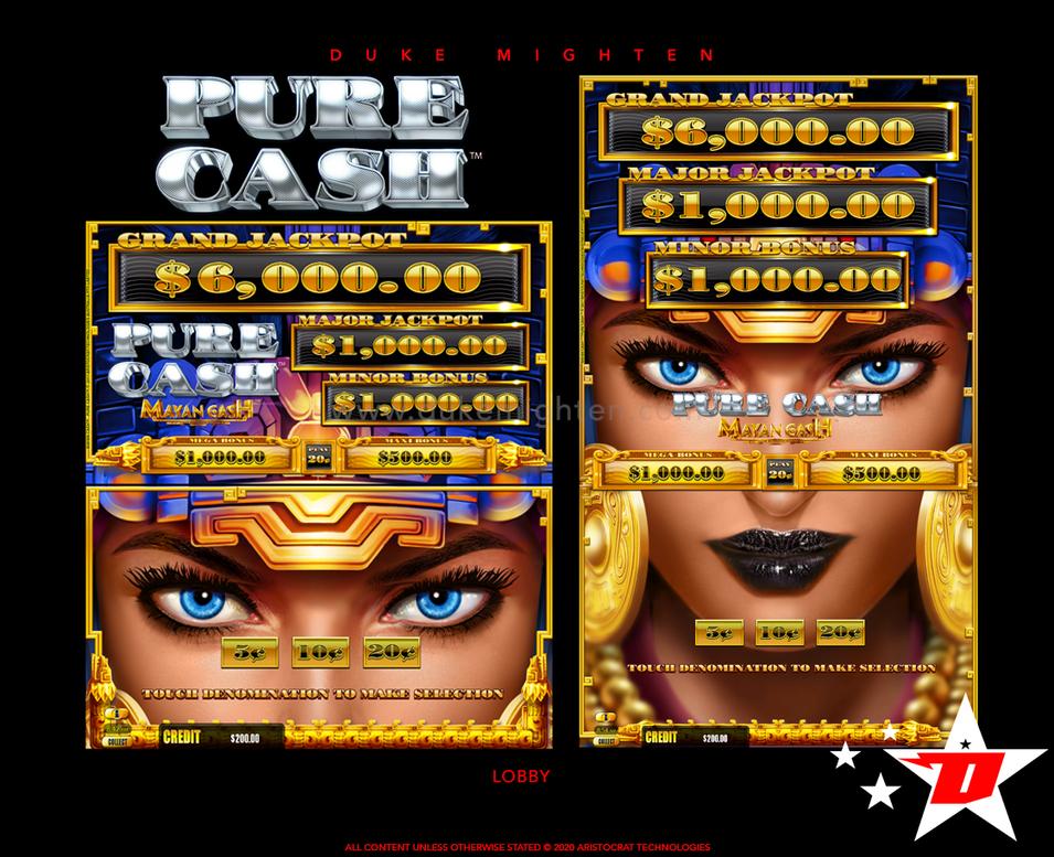 Pure Cash MAYAN CASH Lobby