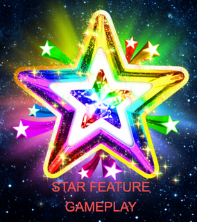 GRAND STAR Emerald Free Games: Star feature