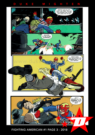 Fighting American Page 3