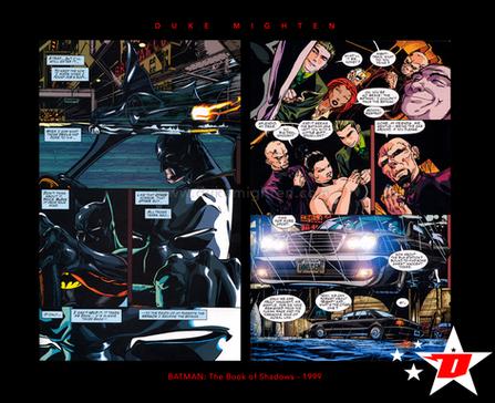 Batman: Book Of Shadows