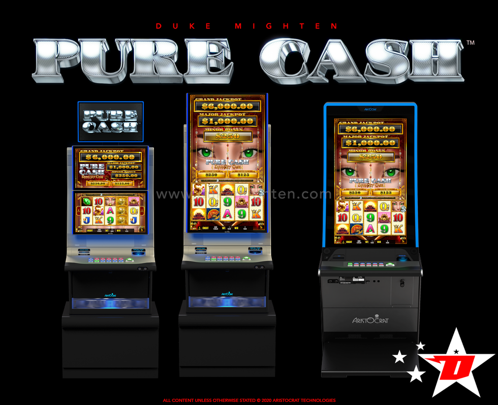 Pure Cash DYNASTY CASH on ARC, Helix and Helix XT cabinets