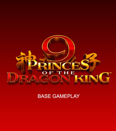 9 Princes of the Dragon King TIGER  Base Gameplay
