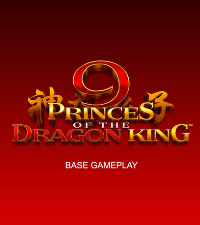 9 Princes of the Dragon King TIGER  Base Gameplay