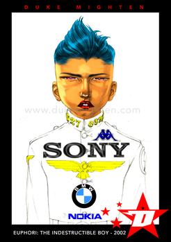 Euphori branding concept