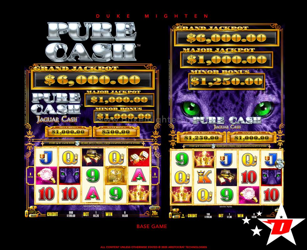 Pure Cash JAGUAR CASH Base Game.png