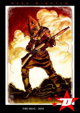 The Fire Devil