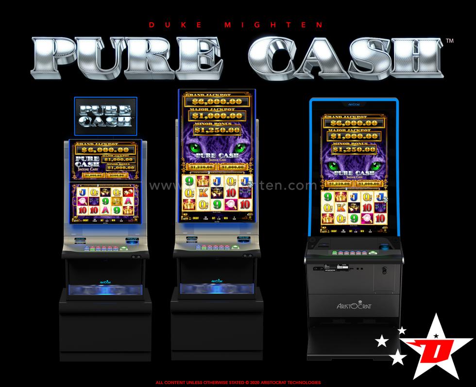 Pure Cash JAGUAR CASH on ARC, Helix and Helix XT cabinets