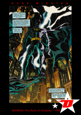 Batman: Book Of Shadows