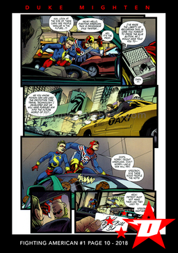 Fighting American Page 10