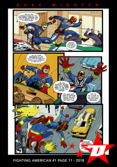 Fighting American Page 11