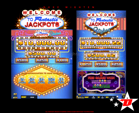 Welcome To Fantastic Jackpots STAKES