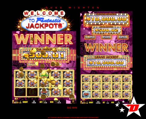 Welcome To Fantastic Jackpots RICHES Big Win