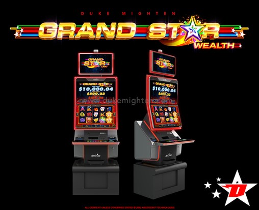 GRAND STAR Wealth on the MARS Cabinet