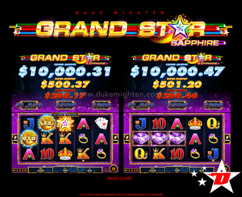GRAND STAR Sapphire Base Game