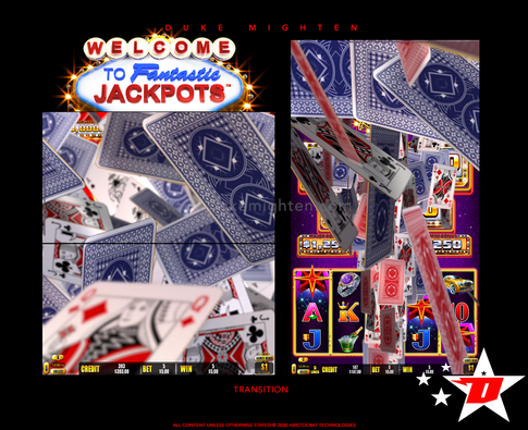 Welcome To Fantastic Jackpots RICHES Transition to new free games feature