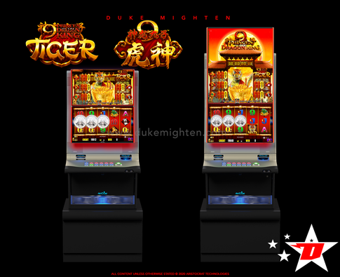 9 Princes of the Dragon King TIGER on Helix plus and Helix XT cabinets