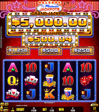 Welcome To Fantastic Jackpots PAYS