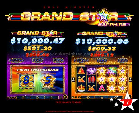 GRAND STAR Sapphire Free Games