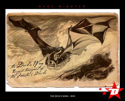 The Devil's Wing