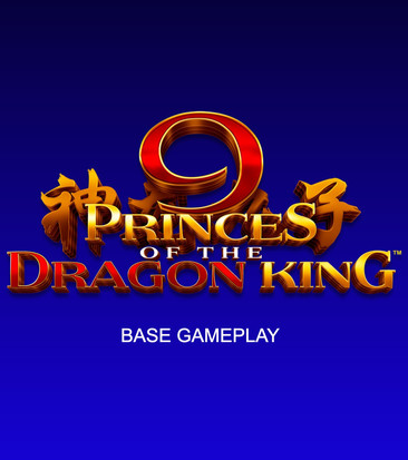 9 Princes of the Dragon King KOI Base Gameplay