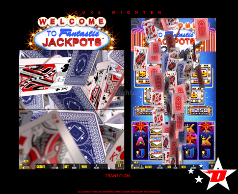 Welcome To Fantastic Jackpots STAKES Transition to new free games feature