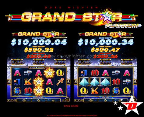 GRAND STAR Platinum Base Game