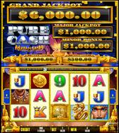 PURE CASH Mayan Cash