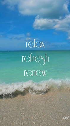 Relax & Renew Package