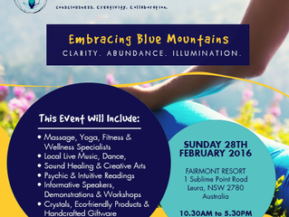 Embrace Life, Embracing Blue Mountains