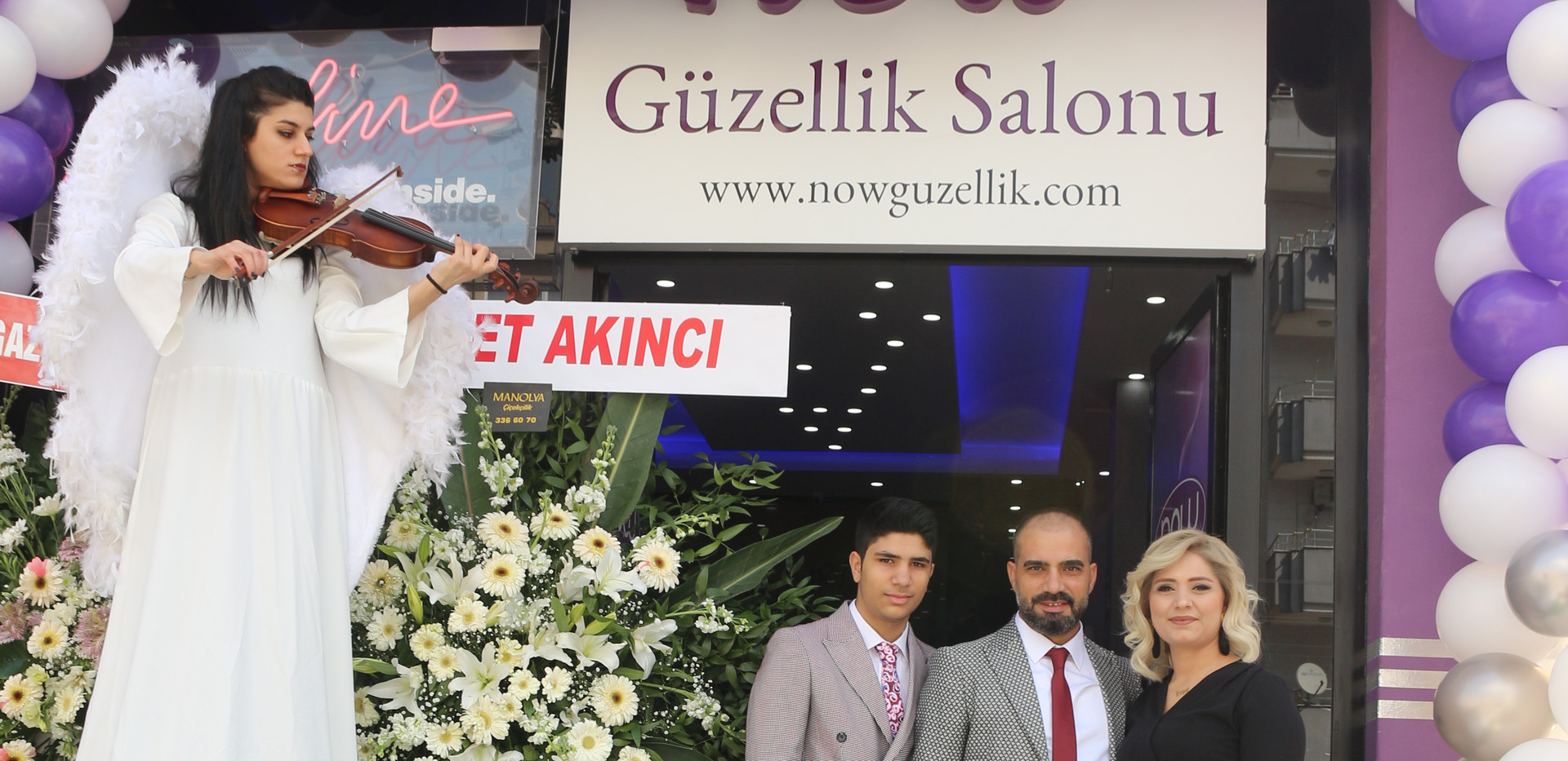 Now gaziantep Solaryum Açılışı 16