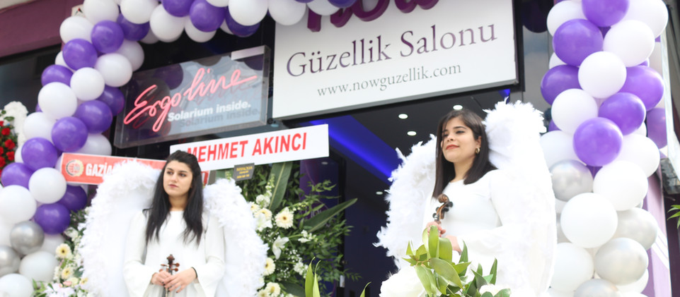 Now gaziantep Solaryum Açılışı13