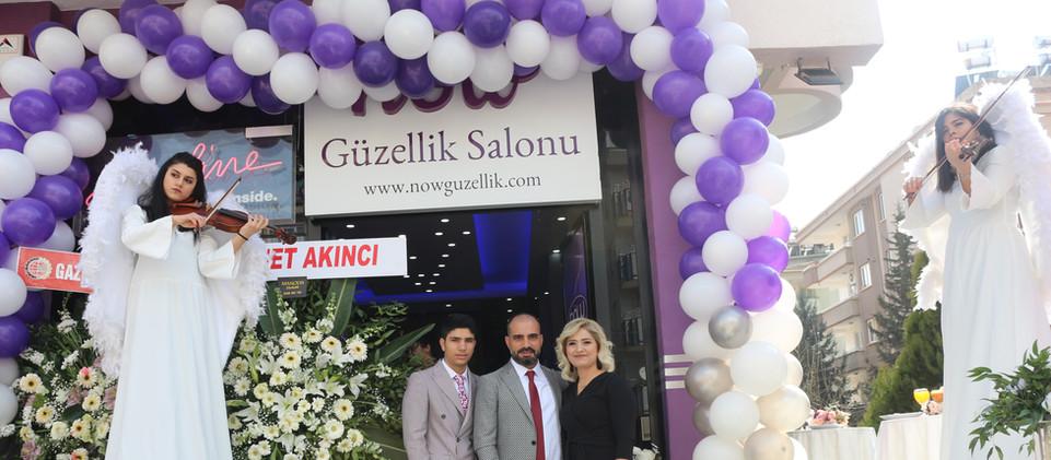 Now gaziantep Solaryum Açılışı 15