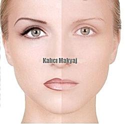 Gaziantep Kacı Makyaj Kaş Tasarımı Kıl Tekniği Microblading tekniği ile Deepliner eyeliner