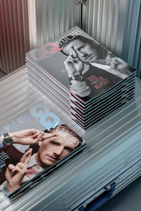 GQ Watches 20/21