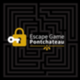 Escape Game Pontchateau Logo