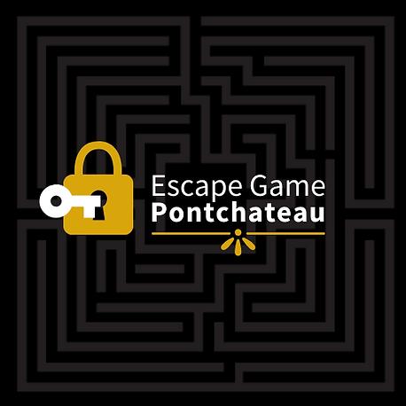 Escape Game Pontchateau Logo