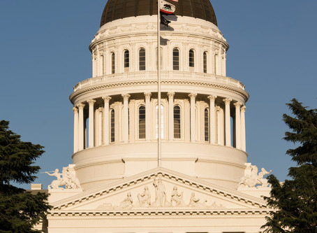 Trucking Association Challenges California's AB 5