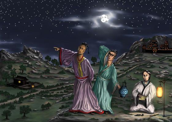 Les Astrologues