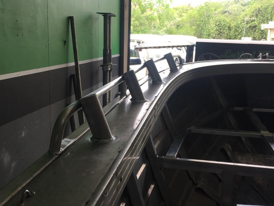 Boat Rail