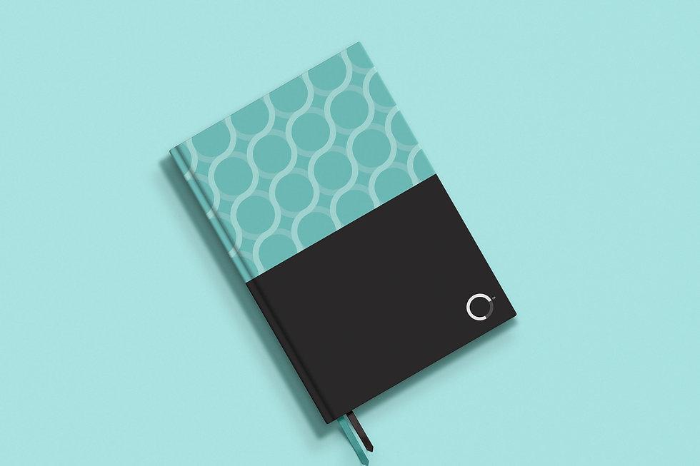 Branded Goal Digger note book